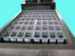 Máy sản xuất đá cây DC1 1000kg/24h