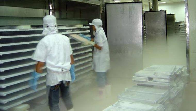Dàn lạnh trong công nghiệp