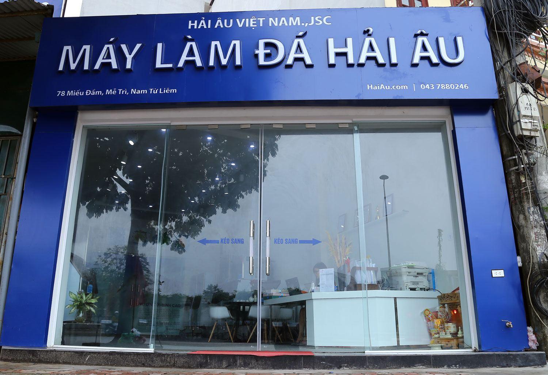showroom Hải Âu Việt Nam