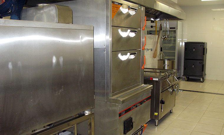 kinh nghiệm lắp đặt tủ nấu cơm công nghiệp