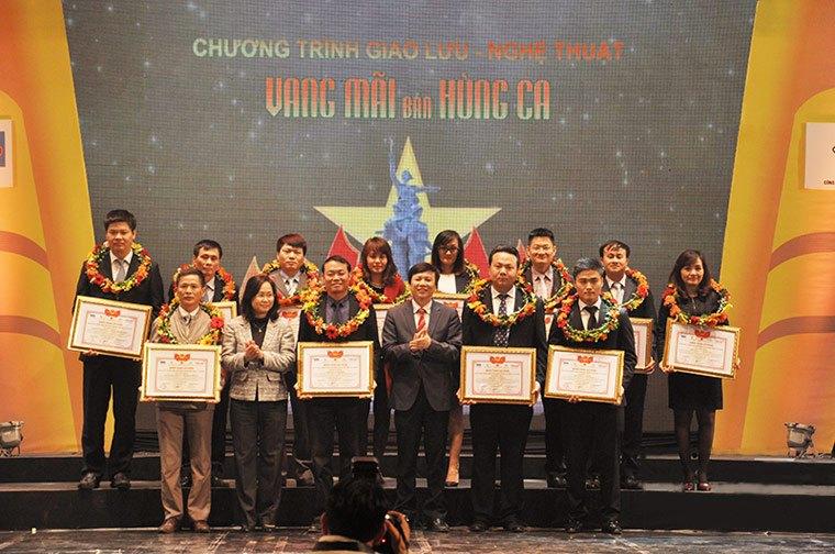 Hải Âu Việt Nam tài trợ chương trình Vang Mãi Bản Hùng Ca 6