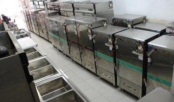 sự cố tủ nấu cơm công nghiệp