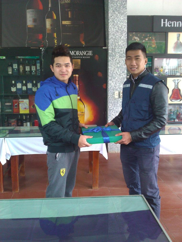 Hải Âu Việt Nam tri ân khách hàng thân thiết tại Hòa Bình