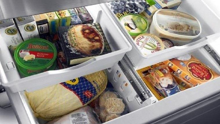 tủ cấp đông thực phẩm