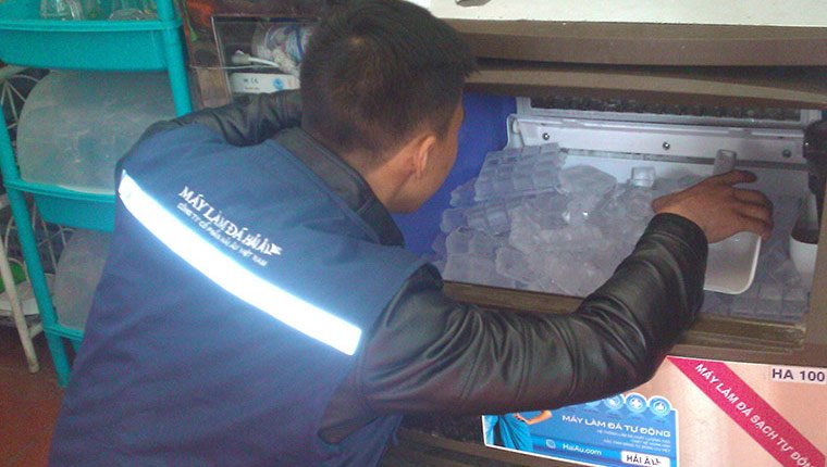 dịch vụ sửa chữa máy làm đá