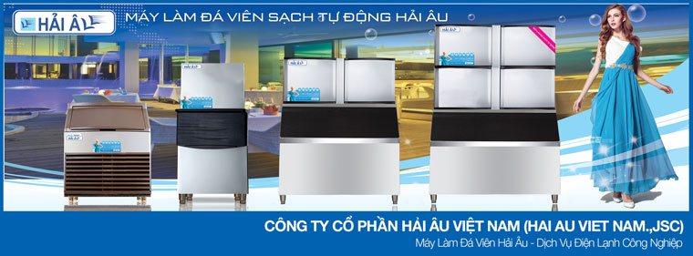 Hải Âu Việt Nam sửa chữa máy làm đá