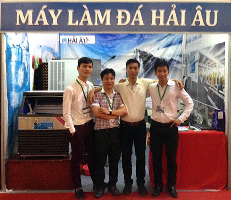 hải âu việt nam tham gia triển lãm Việt Nam expo