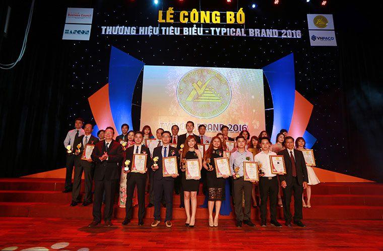 Hải Âu Việt Nam top 10 thương hiệu tiêu biểu