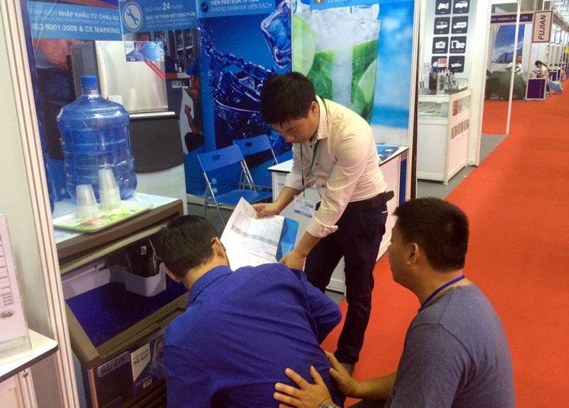 hai-au-group-tham-gia-trien-lam-vietnam-expo