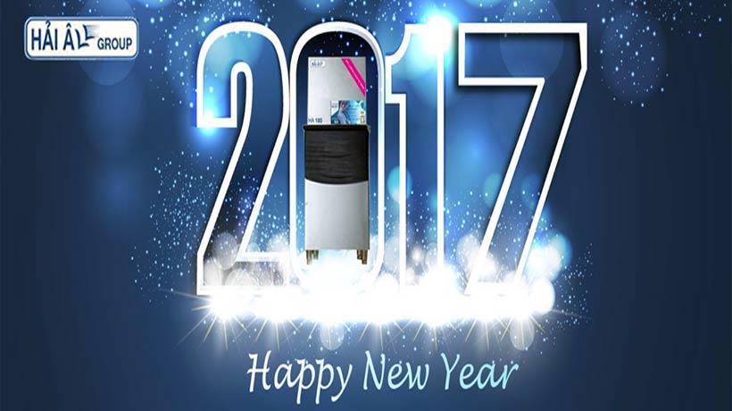 Lời chúc mừng năm mới Đinh Dậu 2017 từ Hải Âu Group