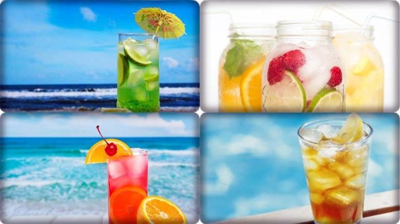 thức uống dùng nước đá
