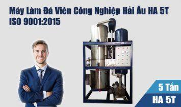 máy làm đá hải âu HA 5T ISO 9001:2015