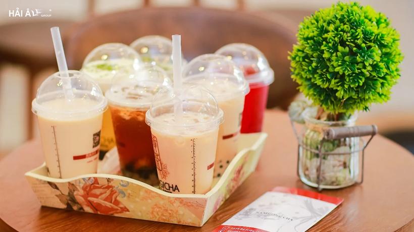 máy làm đá trà sữa cần cho kinh doanh trà sữa